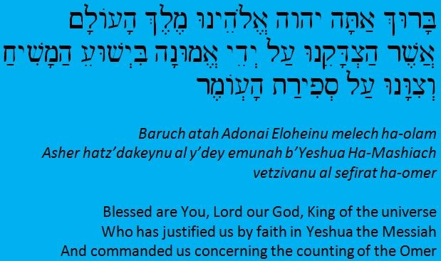Messianic Blessing